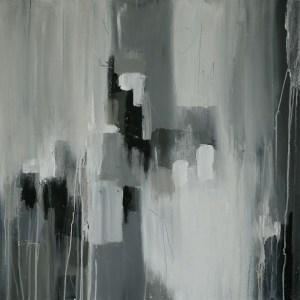Listen paintng by Oliver Watt