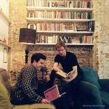 Teddy Ferrara rehearsals - by Donmar Warehouse