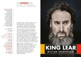 King Lear from the brochure