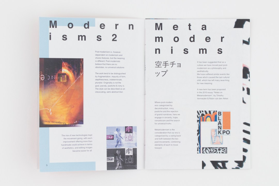 Metamodernism Zine 2