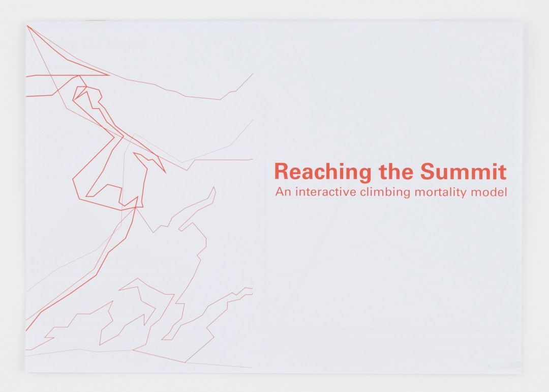 Reaching the Summit - Companion Leaflet to Model
