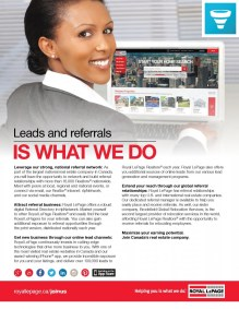 Royal LePage South Country Leads and Referrals