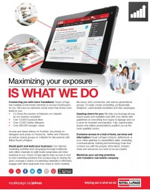 Royal LePage South Country Maximizing Your Exposure