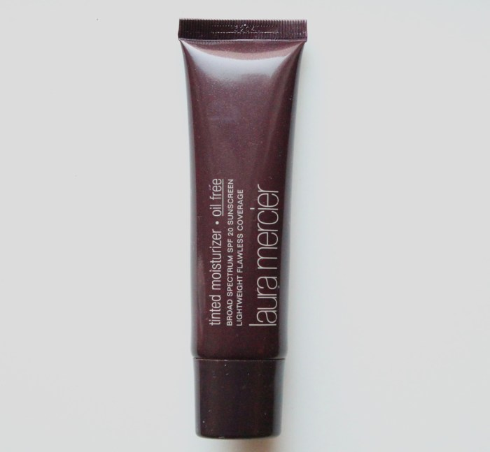 laura mercier moisturizer
