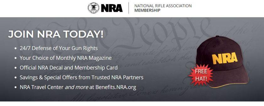 NRA Free Hat