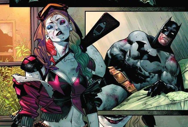 Harley Quinn Rescues Batman in Joker War