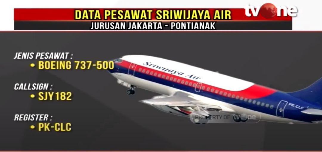 Sriwijaya Air 182