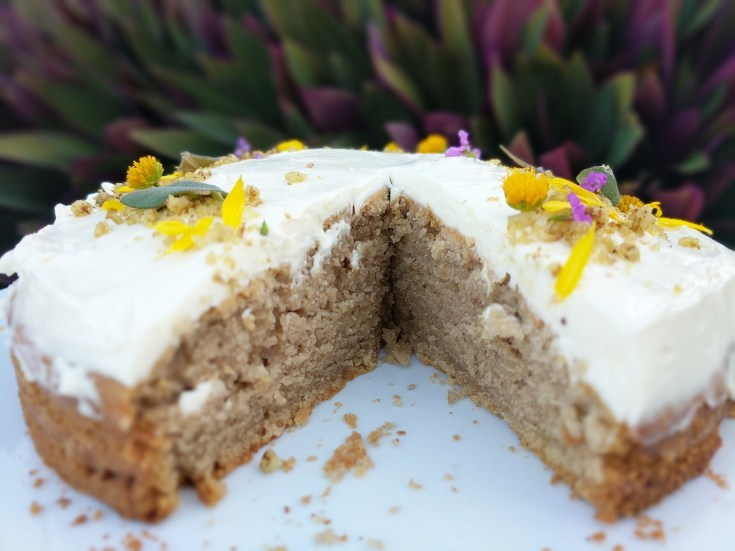 Lemon Myrtle Tea Cake Recipe
