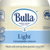 Bulla Light Thickened Cream 300ml