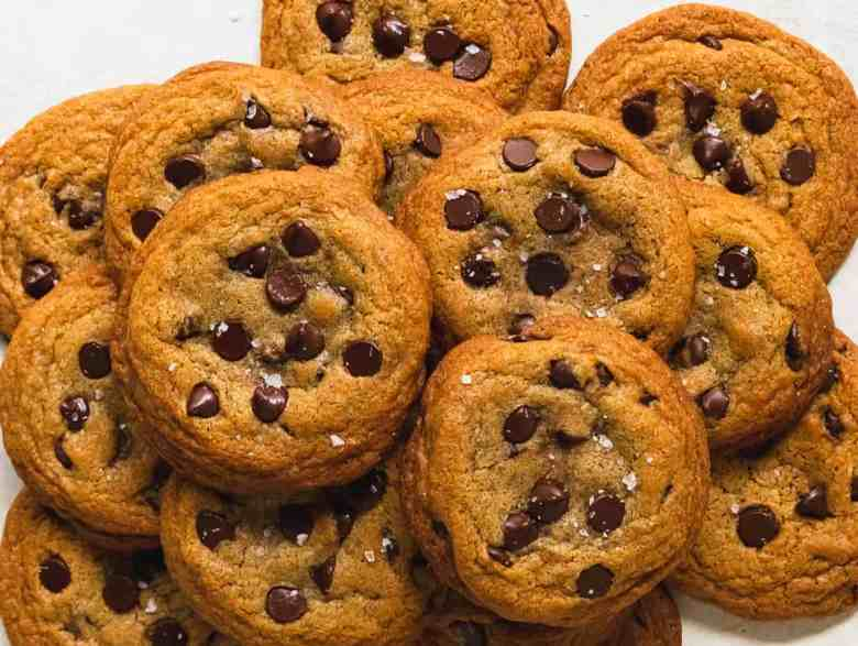 maple chocolate chip cookies