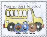 monster goes to school coloring_9-9-13