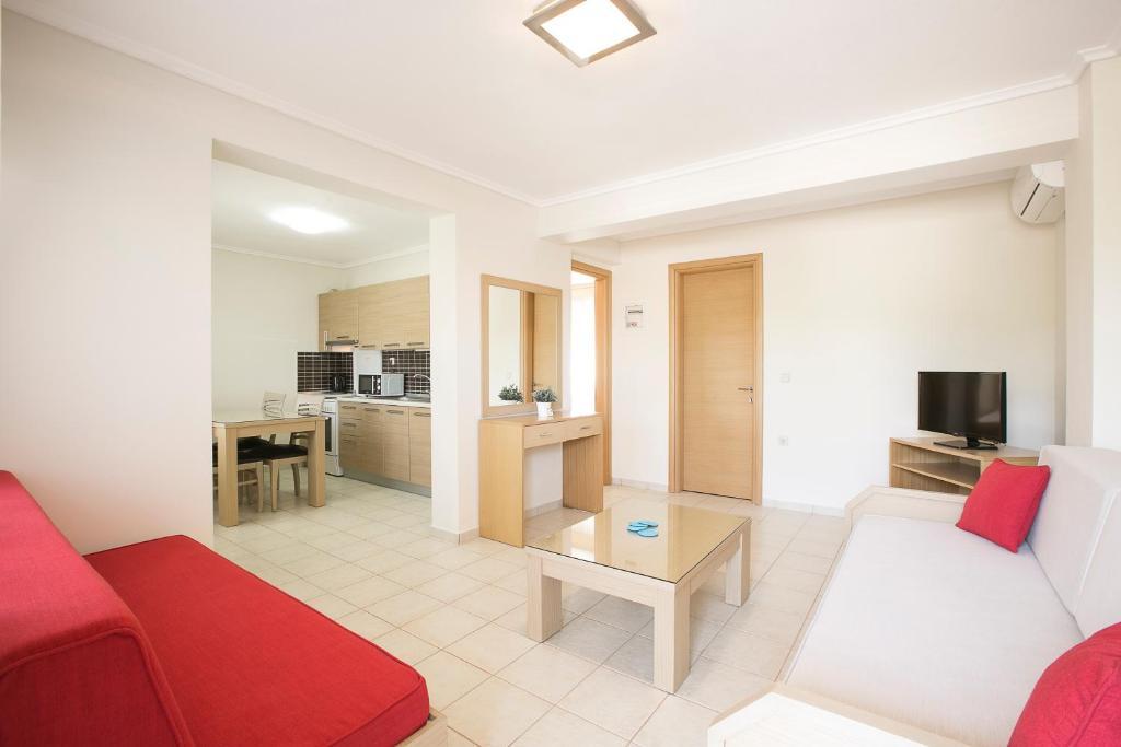 olivetree superior apartment floor livingroom
