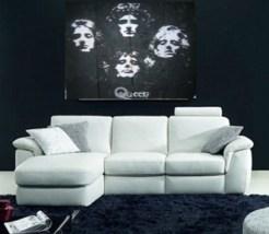 Queen - Bohemian Rhapsody, Up-Cycled Pallet Wood Art - Wall Art.
