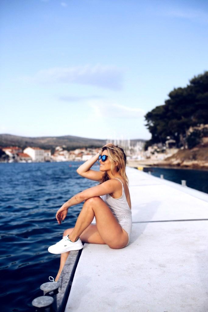 Croatia, Yacht, Olivia Cox, Style Lobster, Split, Dubrovnik, Yacht Week, sailing,