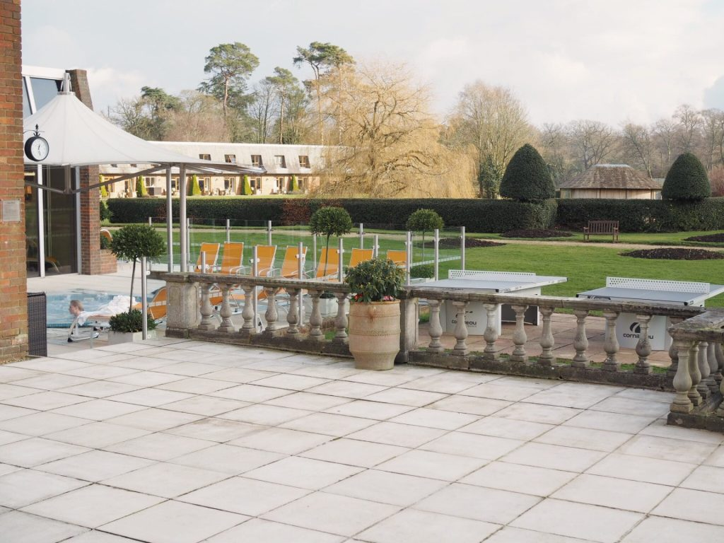 olivia cox, champneys, health spa, wellness break, retreat, resolution, new year, gift idea, mother's day, pampering