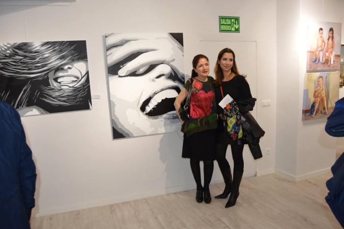 exposición santana art gallery