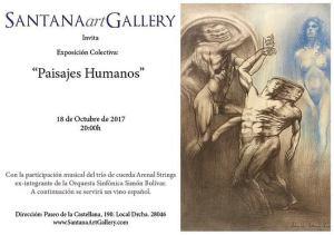 Exposición Paisajes Humanos