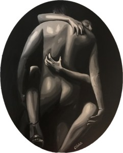 Inercia 1: 50x40 cm