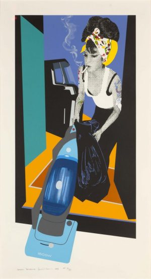Gerald Laing_Domestic Perspective
