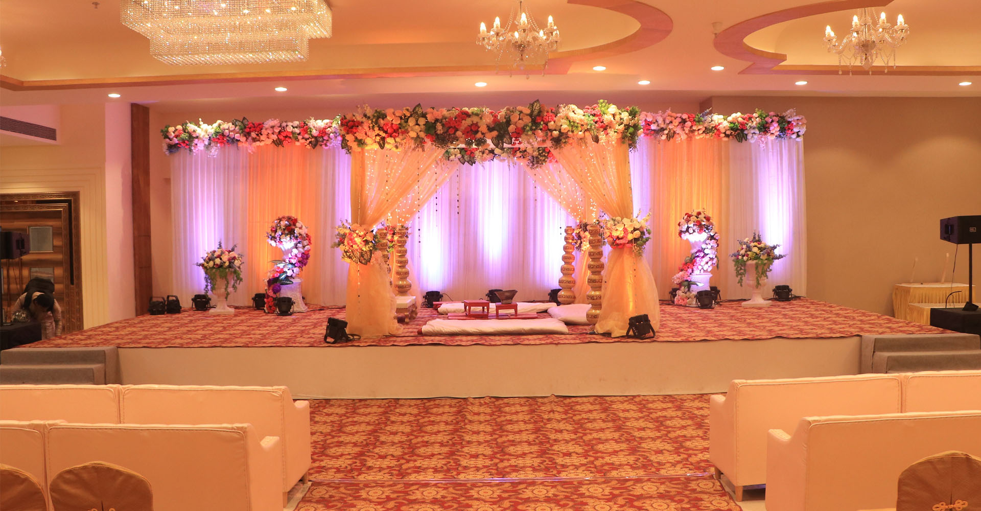 Best Banquet Hall for Wedding & Events