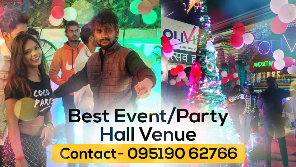 Best Banquet Hall, Event Venue & Marriage Hall in Ara, Bhojpur, Bihar – Olivia Event