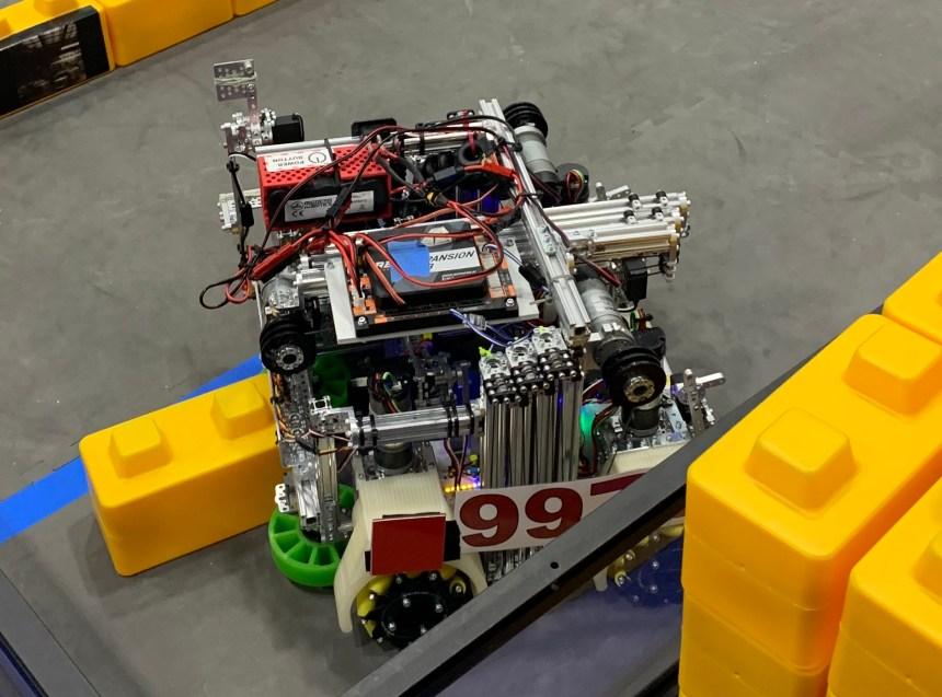 LCDS robot