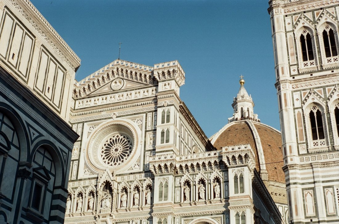 Olivia Leaves | What to see in Florence Italy