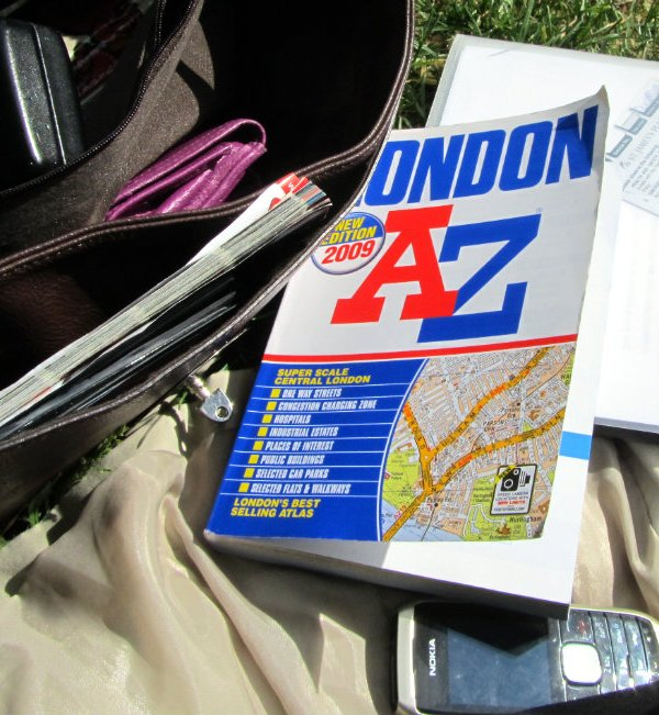 Where To in London: Essentials
