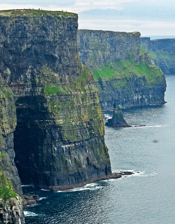 At the Edge of Ireland: A Visit to the Cliffs of Moher