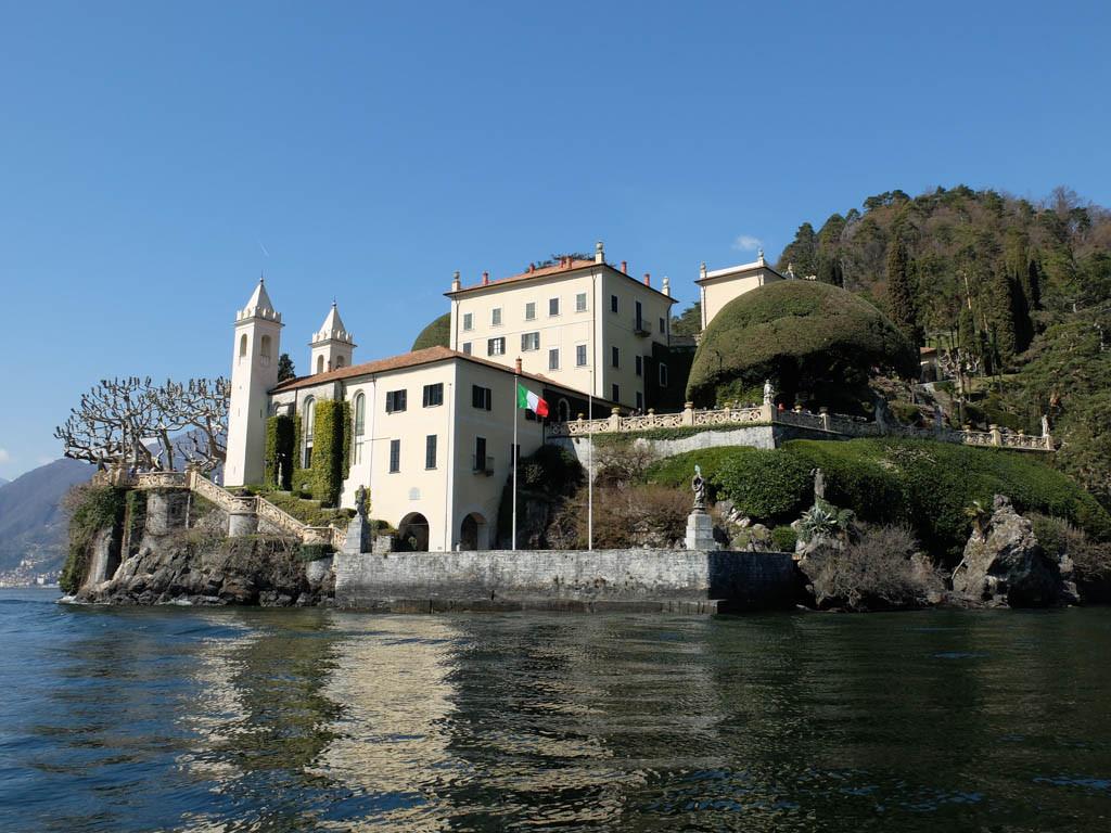 Olivia Leaves   Lake Como