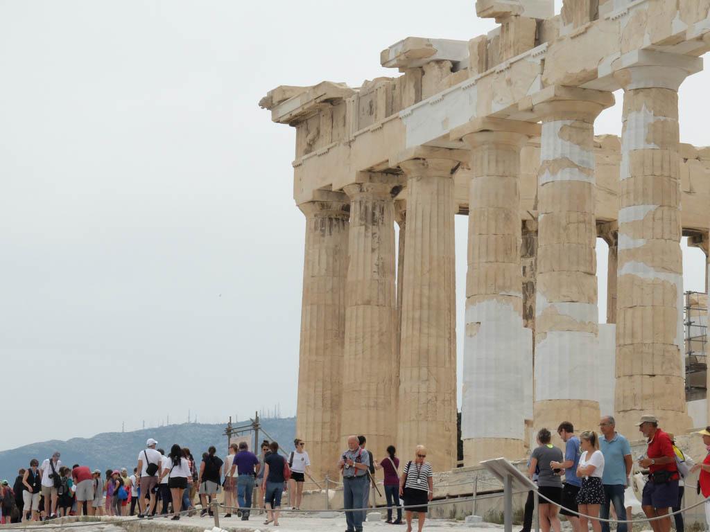 Olivia Leaves | Acropolis