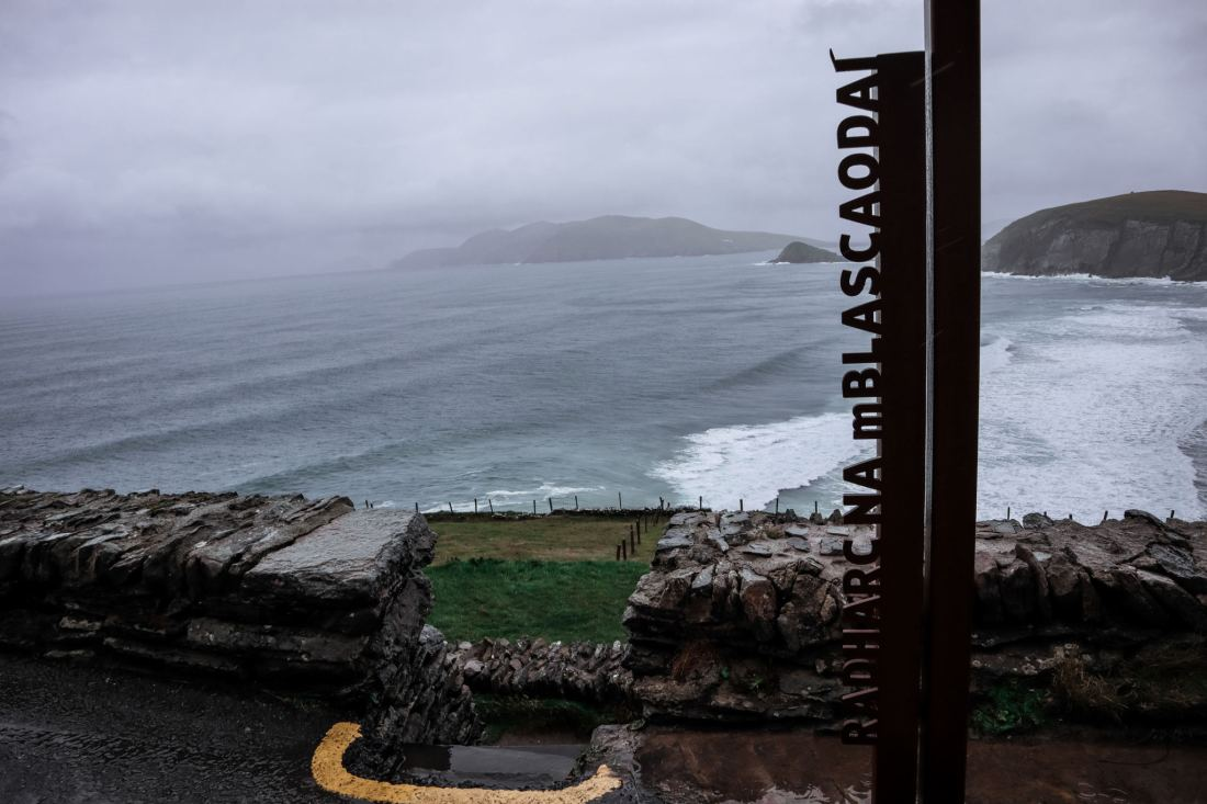 Olivia Leaves | Slea Head and Dingle Peninsula Ireland
