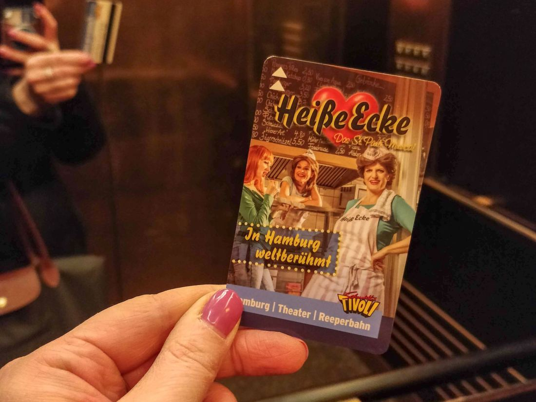 Olivia Leaves | Review of the Empire Riverside in Hamburg Germany