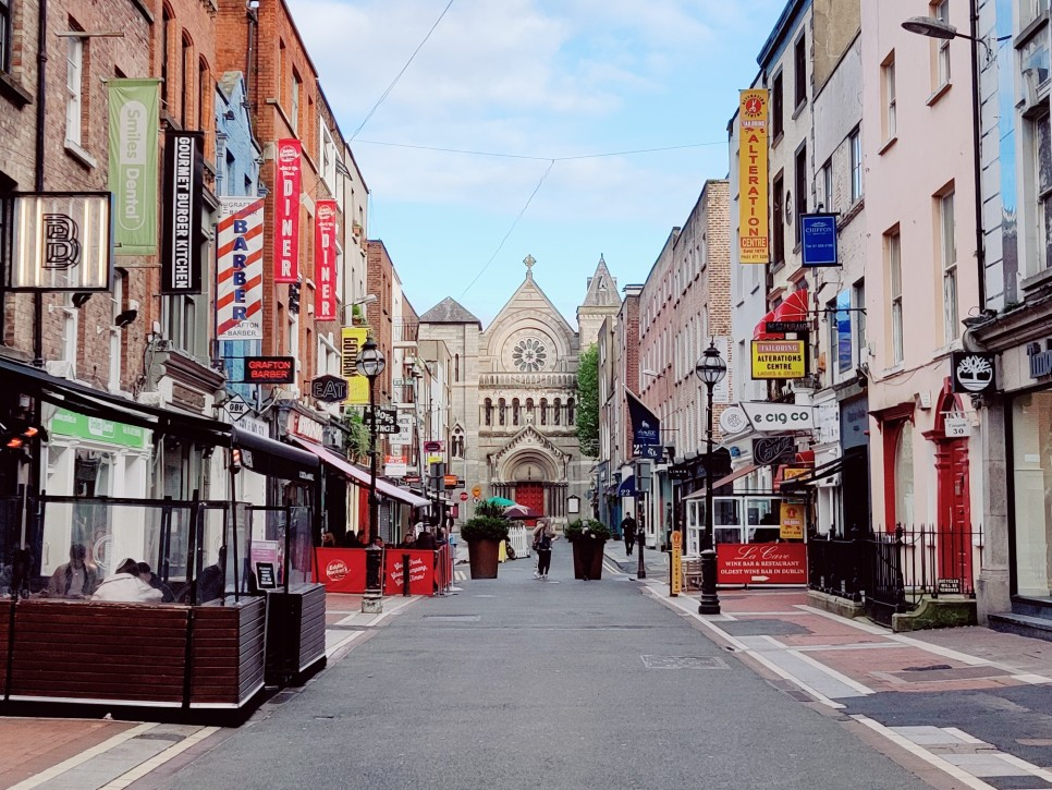 Dublin South Anne Street