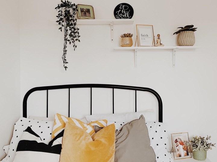 Bedroom Transformation – Part 1