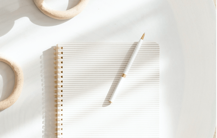 My Top 5 Benefits of Journaling