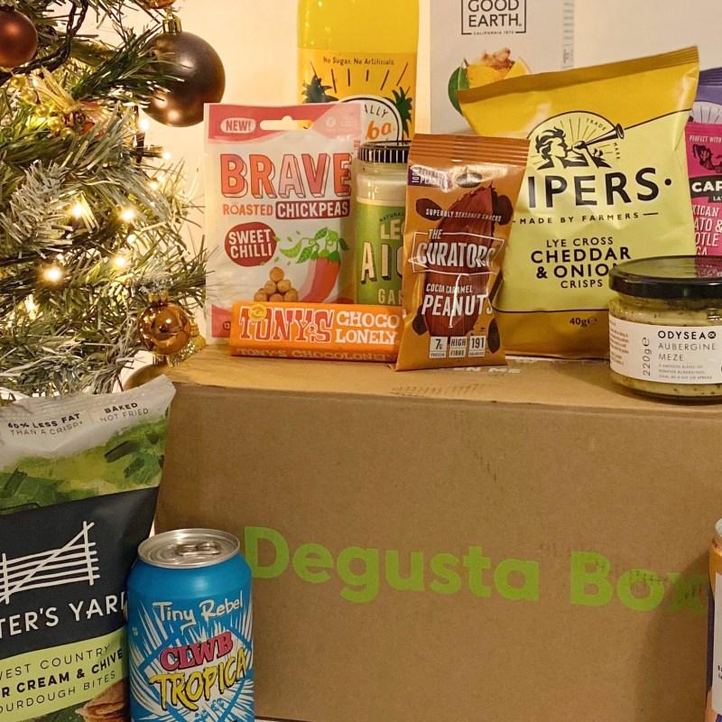 December Degusta Subscription Box Review