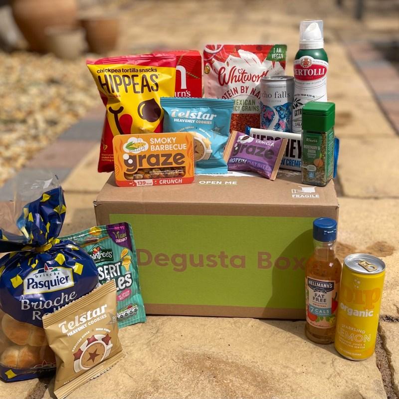 Degusta Box May Review – BBQ & Outdoor