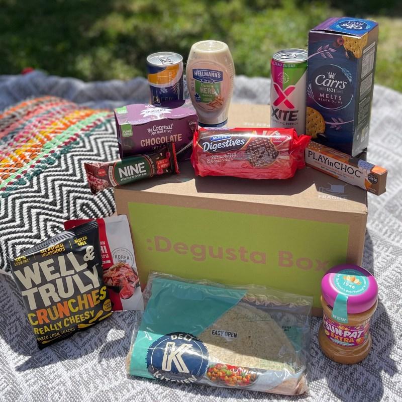 Degusta Box June Review – Picnic