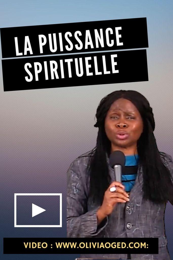 la puissance spirituelle