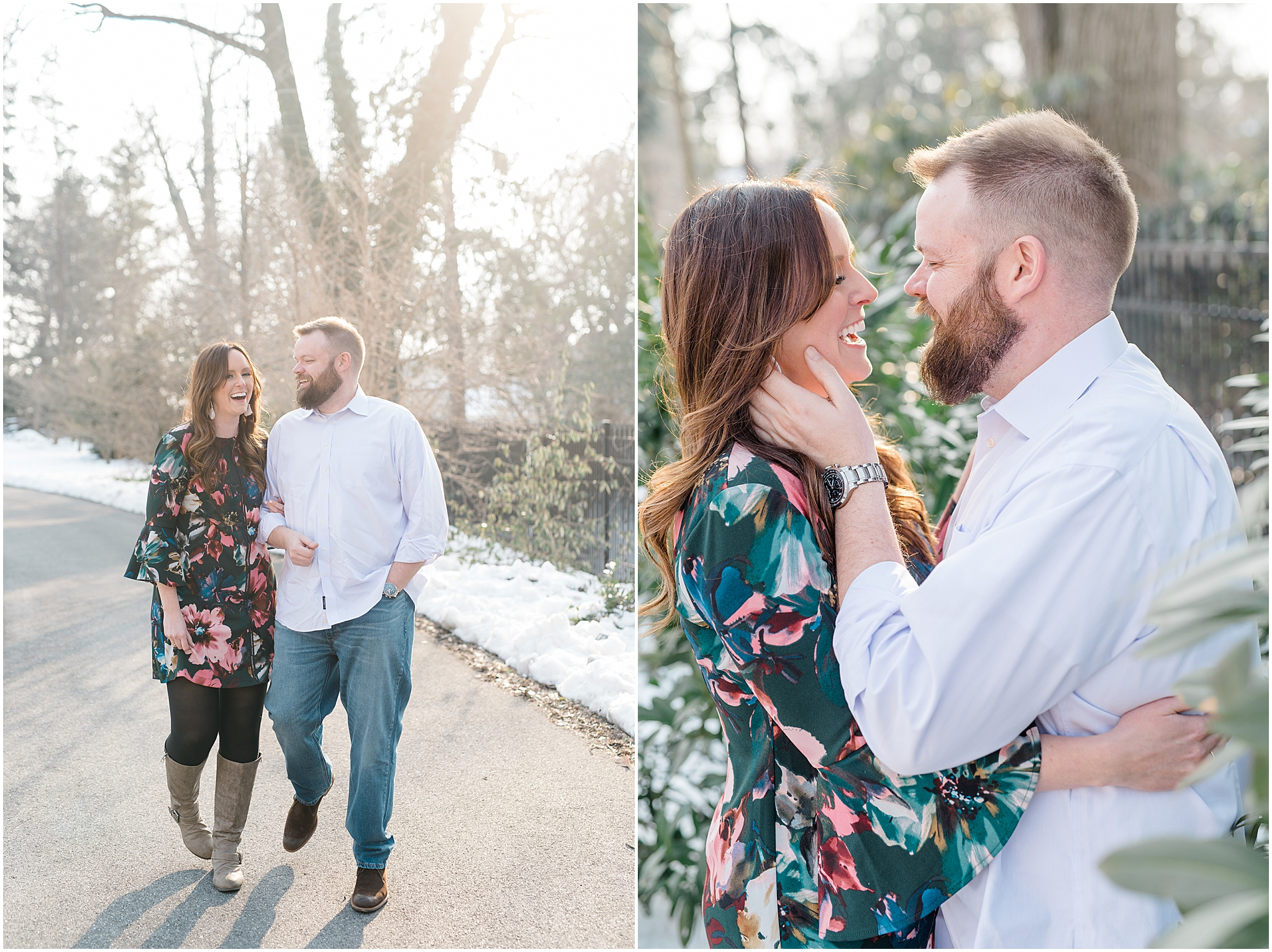 Lancaster Historical Society Engagement in Lancaster PA by Philadelphia Wedding Photographer Olivia Rae Photography