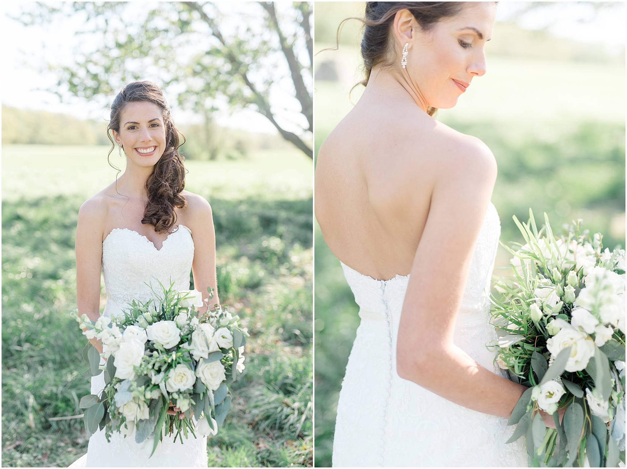 Springton Manor Farm Wedding in Chester County, PA by Philadelphia Wedding Photographer Olivia Rae Photography