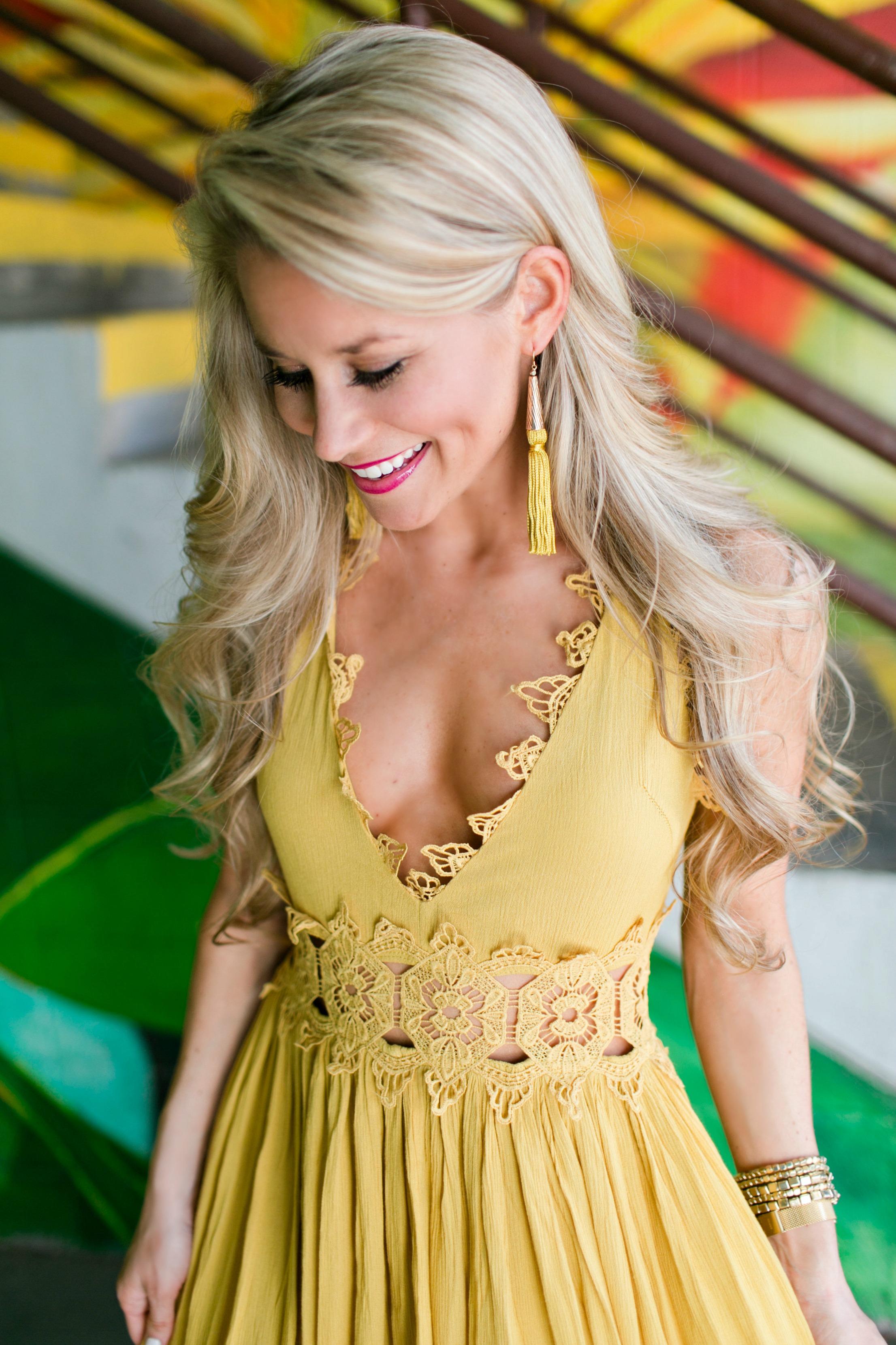 Yellow Dress 2017