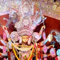 Durga Puja 2014- Pandal stroll