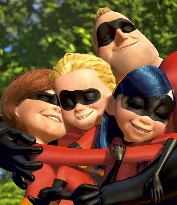 Top 10: Things I learned from The Incredibles