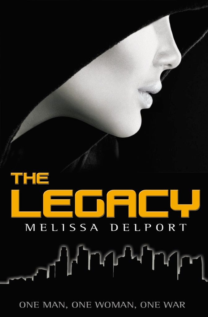The Legacy (Blog Tour & Review)