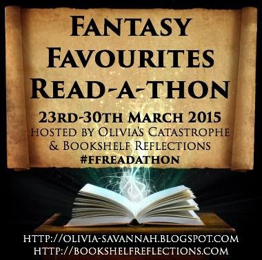 Fantasy Favourites Read-a-thon: Goal Setting & Introductions