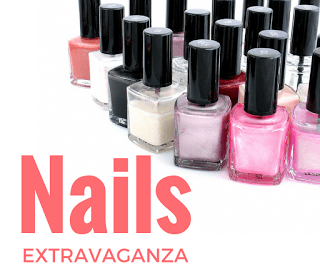 Nails Extravaganza ~ Girl Meets Boy