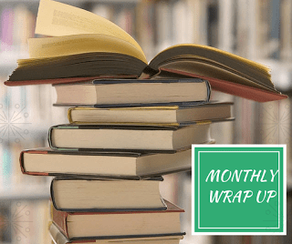Monthly Wrap Up ~ February 2016
