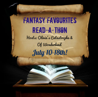 Fantasy Favourites Read-a-Thon 2016 (Sign Up!)